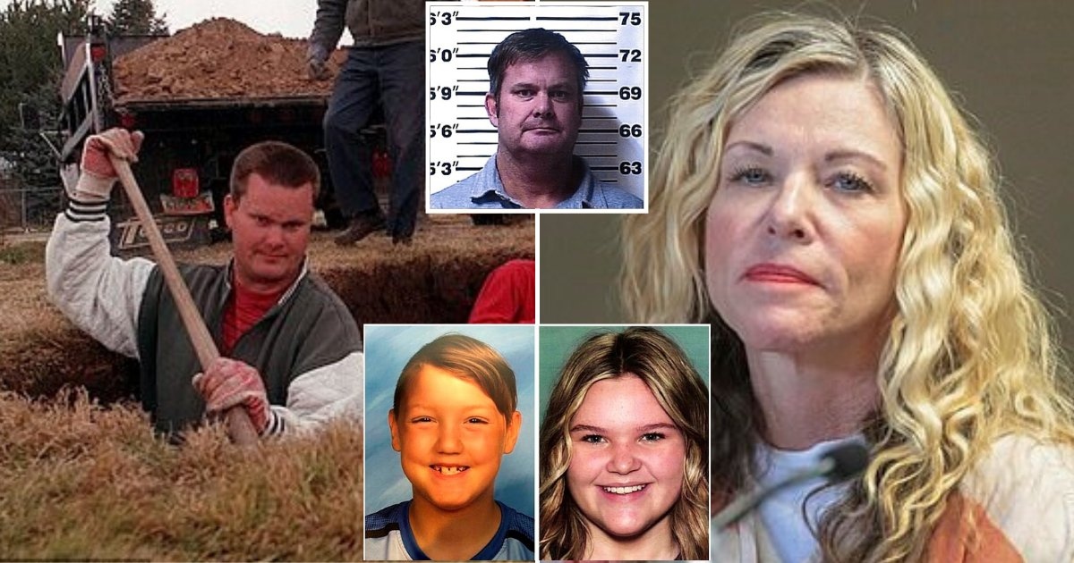 daybell7.png?resize=1200,630 - Chad Daybell Believed Lori Vallow's Children Were 'Possessed By Bad Spirits' As He Entered A Not Guilty Plea