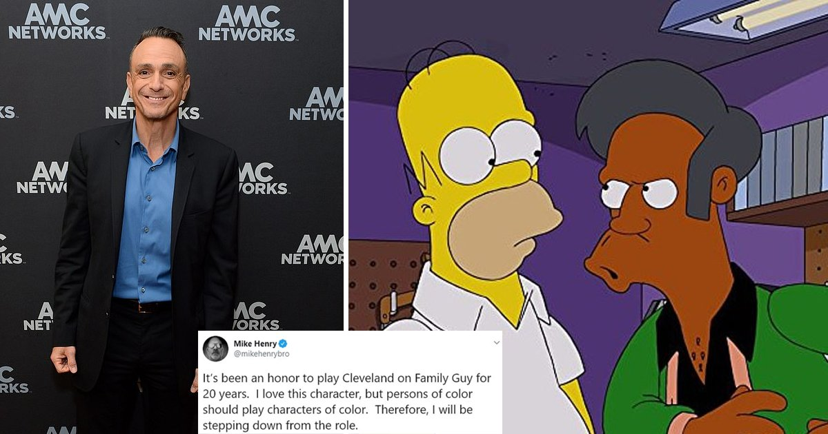"""dgasg.jpg?resize=412,232 - The Simpsons Will No Longer Have White Artists Voice """"Non-white"""" Characters"""