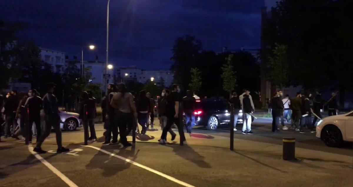 dijon.jpg?resize=300,169 - Des membres de la communauté Tchétchènes sont venus à Dijon pour en découdre avec des dealers