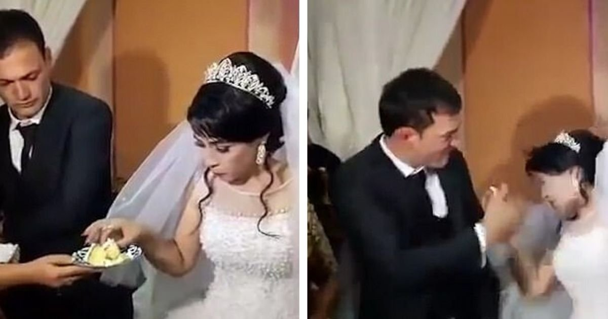 diseno sin titulo 1 8.jpg?resize=1200,630 - Esposo Recién Casado Golpea A Su Esposa Durante La Boda Después De Que Ella Le Juega Una Broma