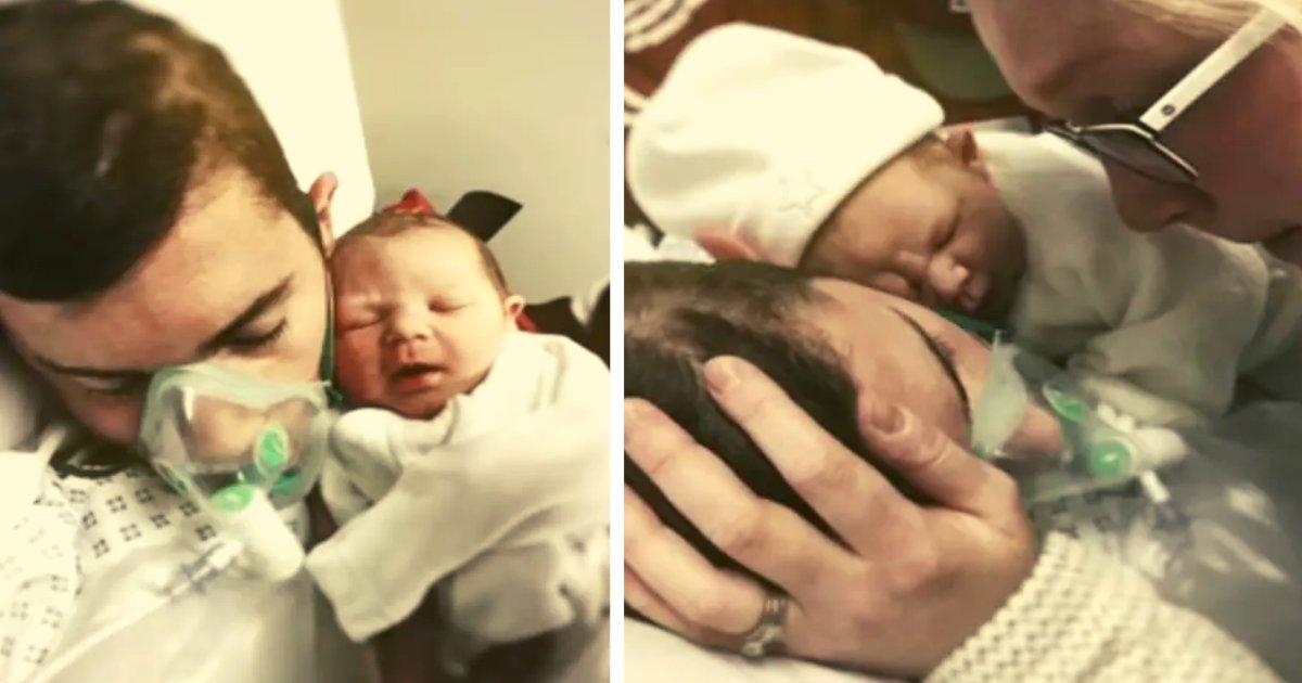 diseno sin titulo 131.png?resize=1200,630 - Padre Fallece Minutos Después Del Nacimiento De Su Hija: Su Esposa Está Destrozada