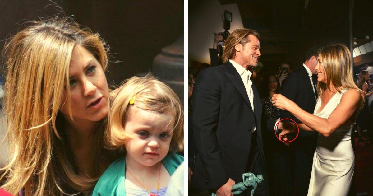 diseno sin titulo 88.png?resize=1200,630 - Afirman Que Brad Pitt Y Jennifer Aniston Tienen Una Hija En Común Oculta