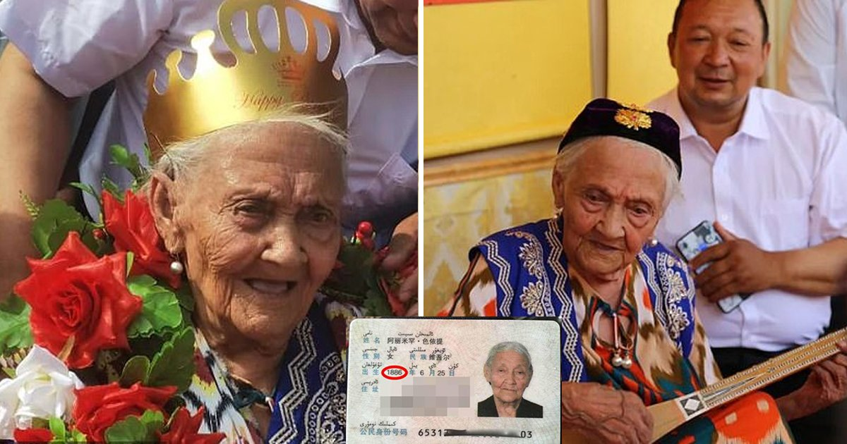 """dsfasdf 1.jpg?resize=1200,630 - The """"World's Oldest Person"""" Celebrates Her 134th Birthday At A Banquet Party"""