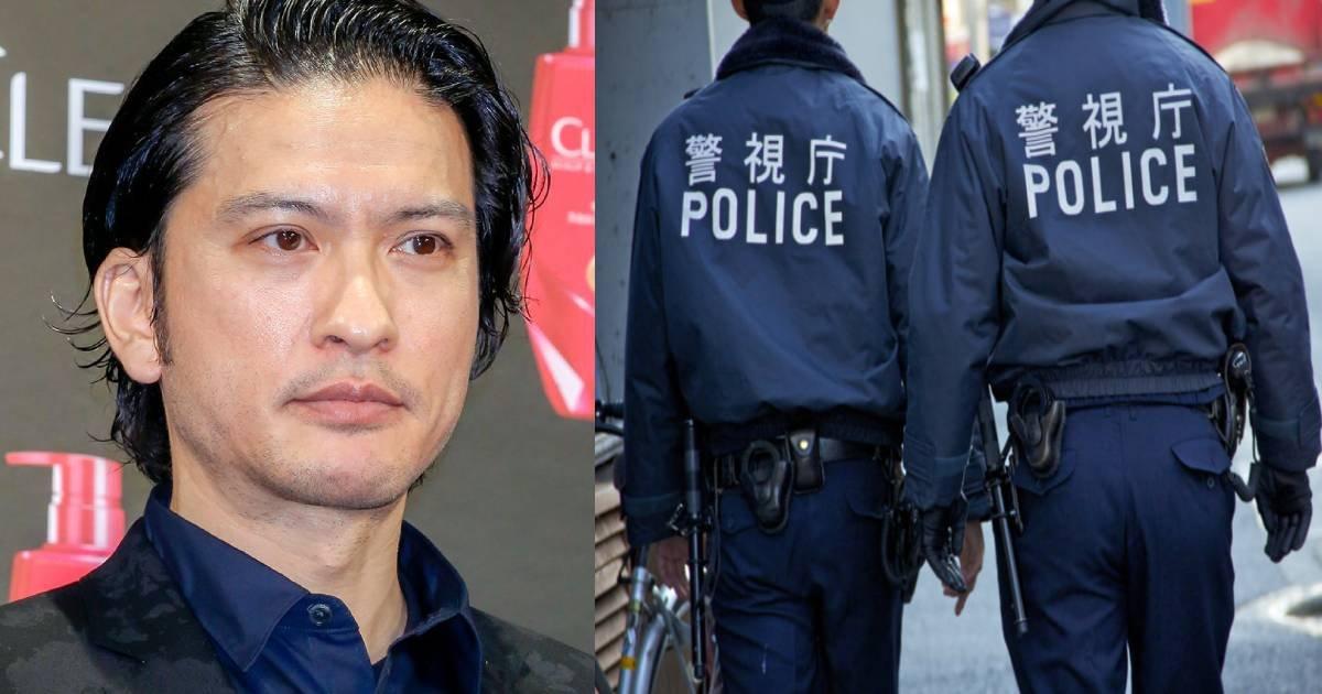 """e696b0e8a68fe38397e383ade382b8e382a7e382afe38388 4 34.jpg?resize=1200,630 - 長瀬智也""""緊迫のプライベート""""「警察官が駆け込んで彼を連れて行った」一体何が!?"""