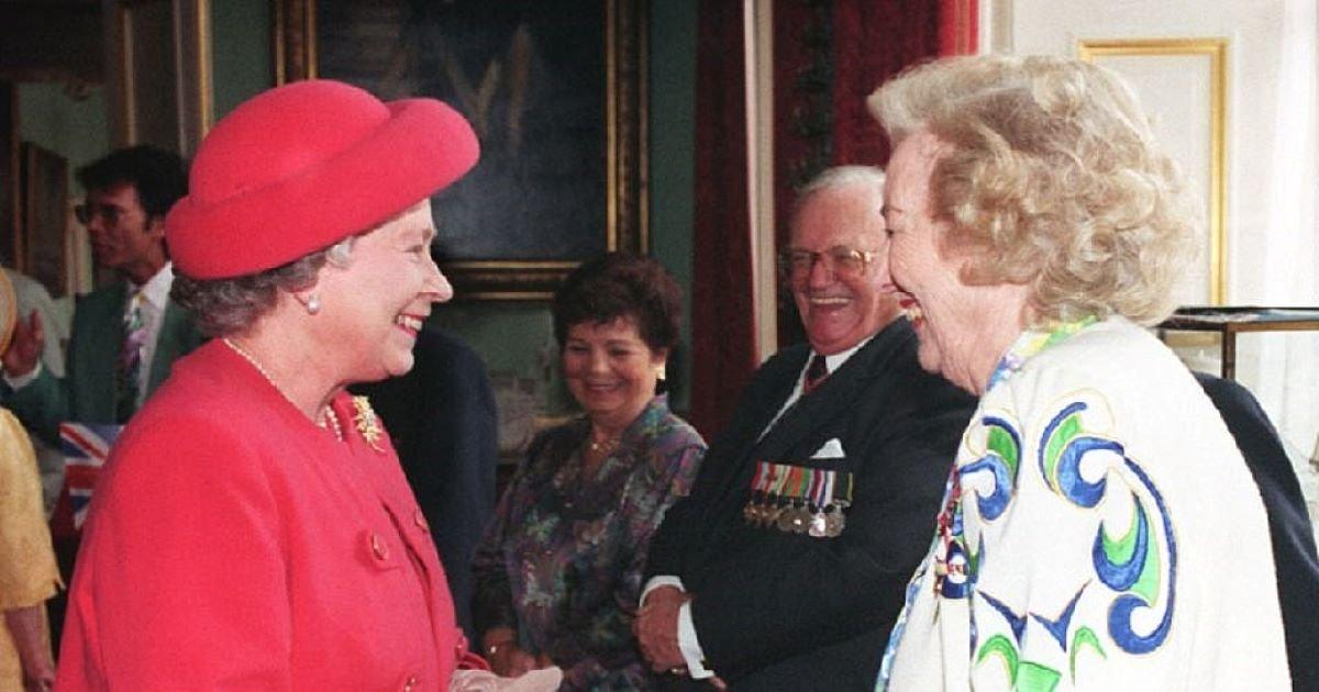 ec8db8eb84ac 2 14.jpg?resize=412,232 - Queen Elizabeth Distraught Over Dame Vera Lynn's Passing, Reports Say