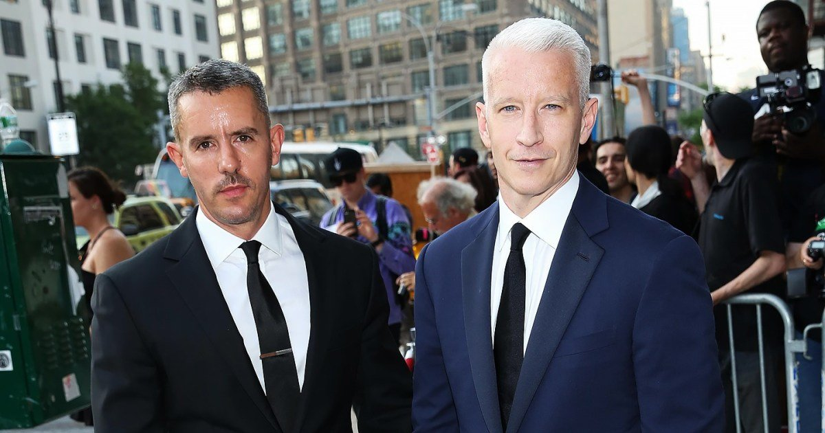ec8db8eb84ac 3 7.jpg?resize=412,232 - Anderson Cooper Wants A Second Child For His Son Soon
