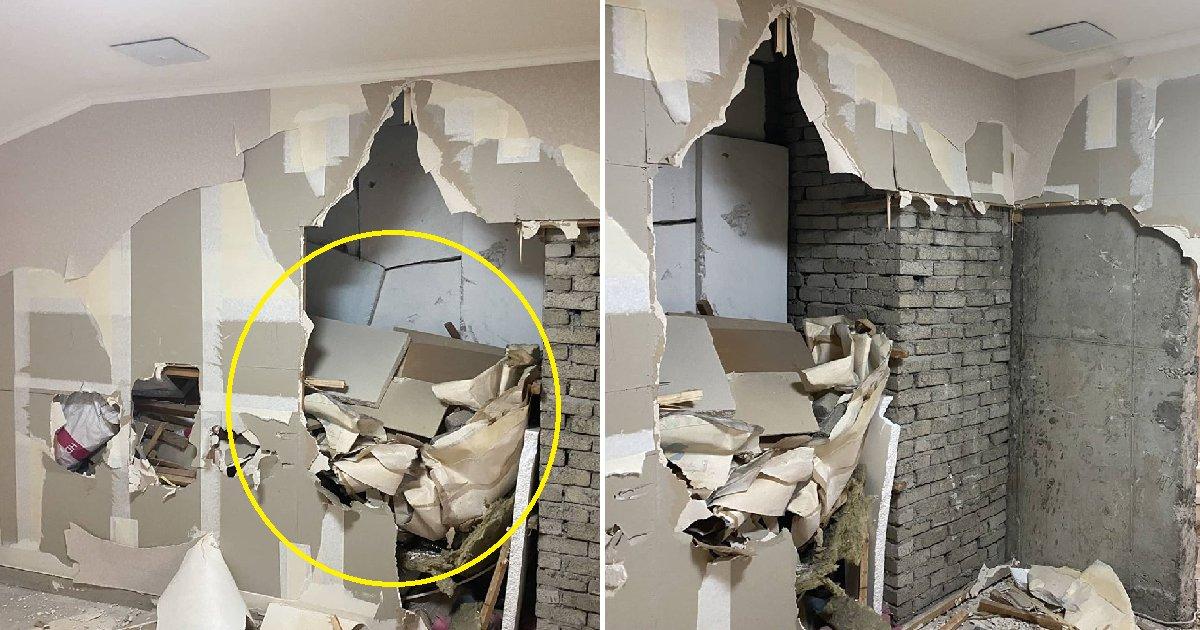 eca09cebaaa9 ec9786ec9d8c 76.png?resize=412,275 - 공사 끝난 후 벽 뒤에 폐기물 숨겼다가 딱 걸린 '비양심' 인테리어 업체