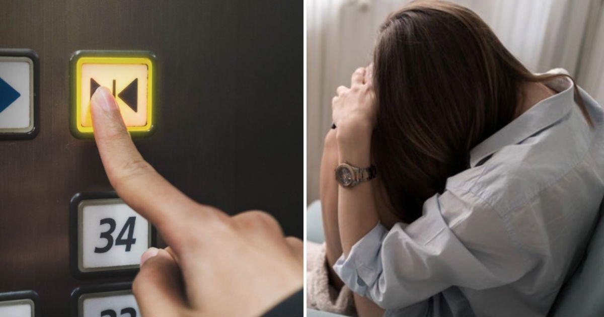 elev.jpg?resize=412,232 - 엘리베이터 '닫힘' 버튼 꾹꾹 누르다 벌금 '100만원' 물게 된 학원강사