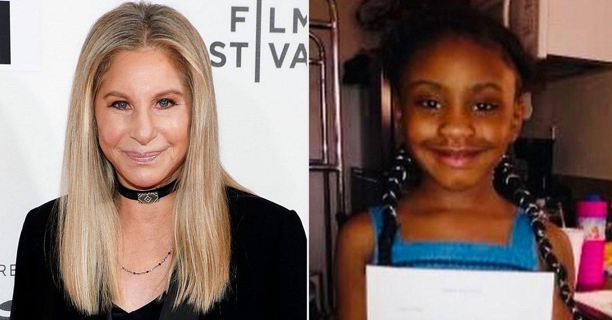 entertainment weekly e1592226975282.jpg?resize=1200,630 - Barbra Streisand offre des actions chez Disney à la fille de George Floyd