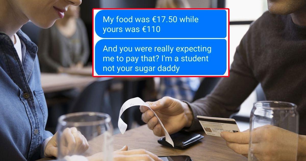 expensive date.jpg?resize=1200,630 - Expensive Date Meal Goes Wrong As Guy Refuses To Pay For £100 Meal