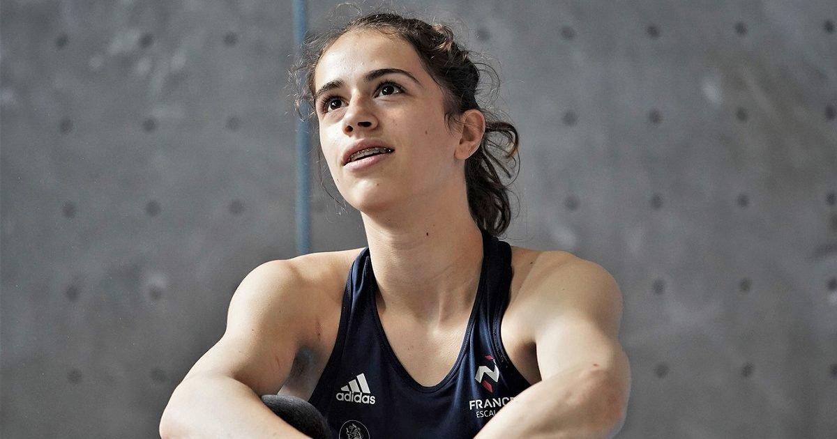 ffme e1592219915953.jpg?resize=1200,630 - Luce Douady, championne du monde cadette d'escalade, est décédée à 16 ans