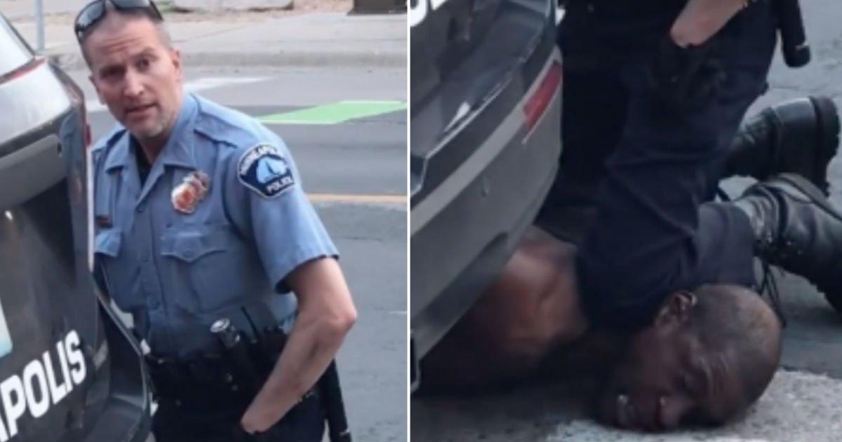 floyd 1.jpg?resize=412,275 - '과잉 진압'으로 숨진 흑인 남성 '플로이드', 알고 보니 가해 경찰과 잘 아는 사이였다