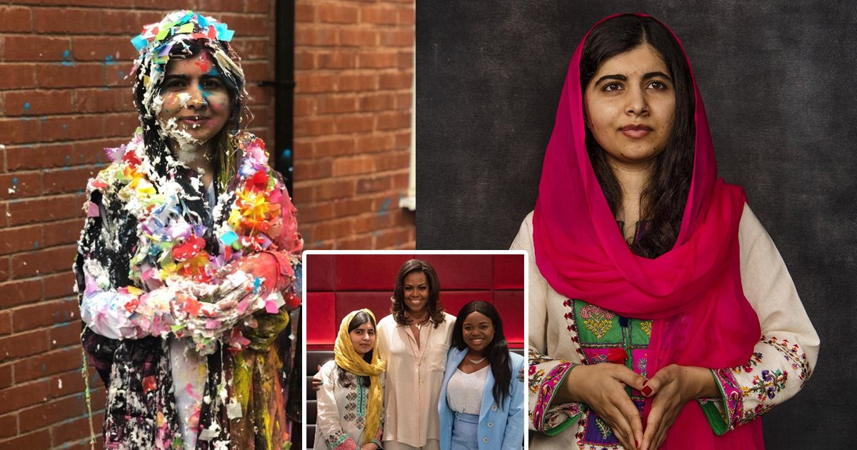 fsdfsdf.jpg?resize=412,232 - Malala Graduates From Oxford University 8 Years After She Was Attacked