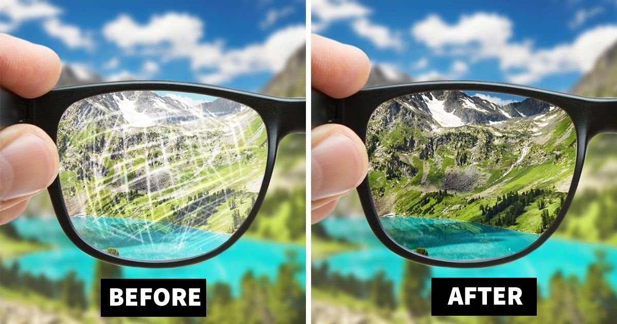 glass scratches.jpg?resize=412,232 - 10 Incredibly Effective Hacks To Remove Scratches On Glasses