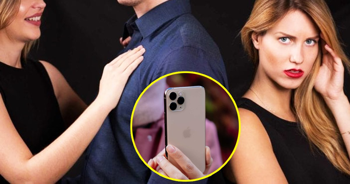 husband catches wife 1.jpg?resize=412,232 - Husband Catches Wife Cheating In Return For The Latest iPhone