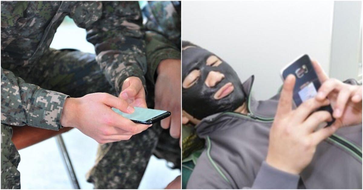 """image from ios 2020 06 07t210025 985.jpg?resize=412,275 - """"자기야 지금 뭐해?"""" 주말에 밤 12시까지 휴대폰 자유롭게 쓸 수 있는 요즘 군인들"""