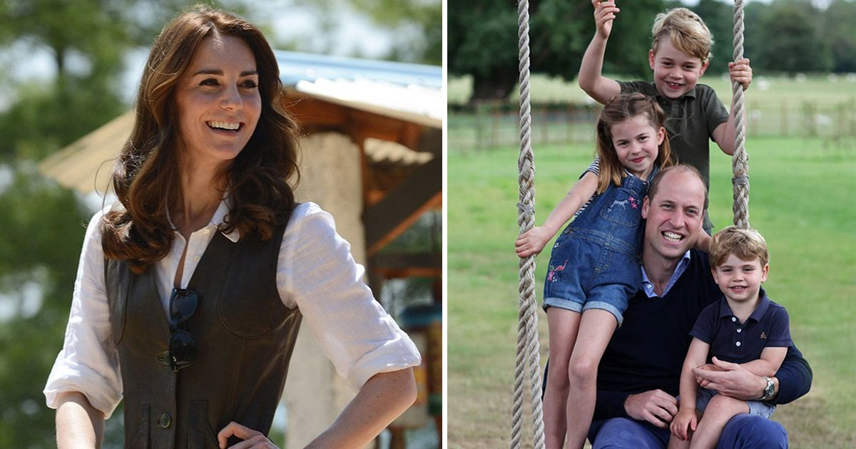 kate.jpg?resize=1200,630 - Kate Middleton Takes Photos of the Prince Playing Around With Kids on Father's Day