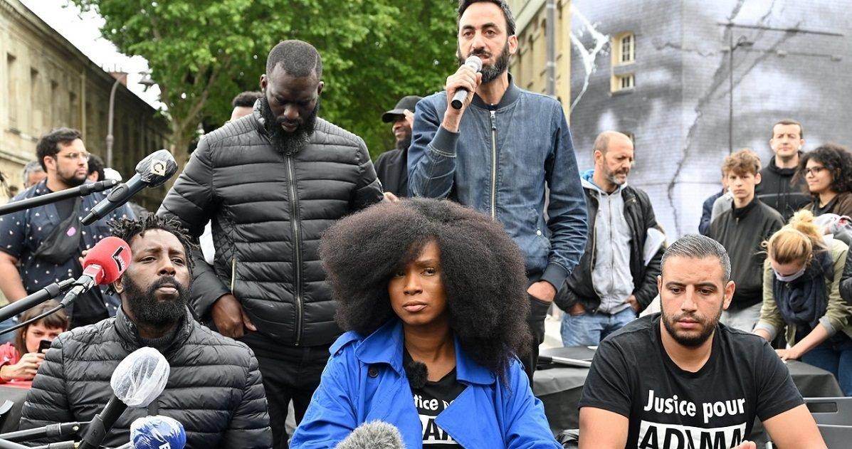 """la croix 1 e1591704021985.jpg?resize=1200,630 - Adama Traoré : Ses proches appellent à """"une mobilisation nationale"""" à Paris"""