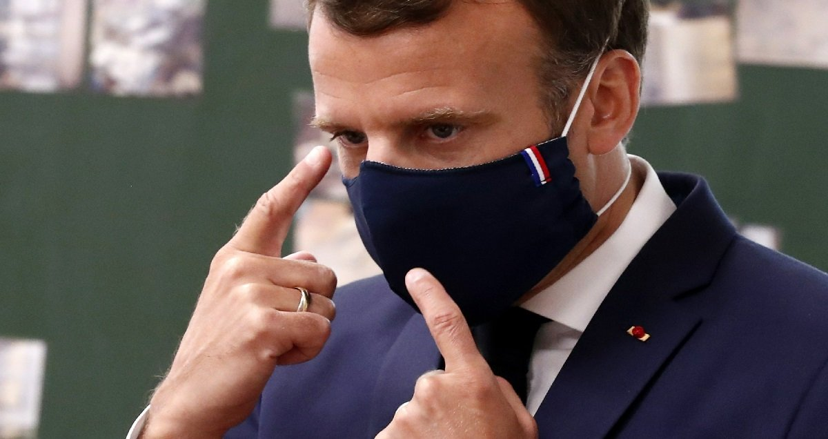 macron.jpeg?resize=412,232 - Emmanuel Macron devrait bientôt s'exprimer et faire des annonces pour dessiner l'après-Covid