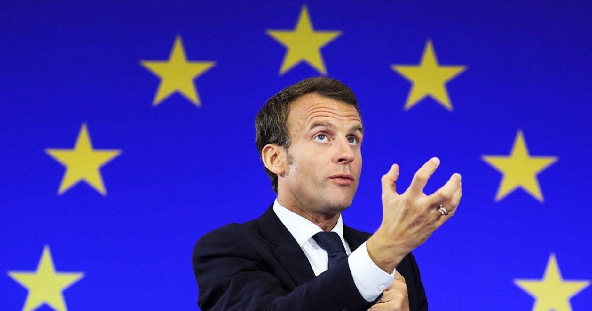 macron.jpg?resize=412,232 - La France propose une réouverture des frontières de l'espace Schengen pour le 1er juillet