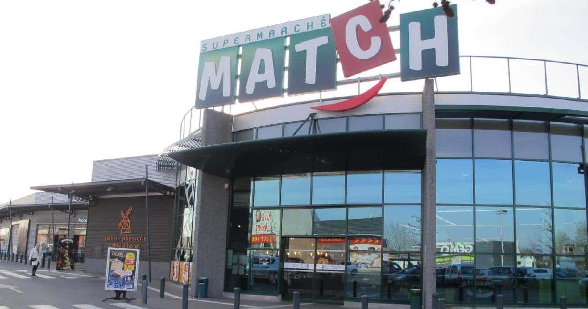 match.jpg?resize=412,232 - Alsace: Une femme a décidé de faire don de 2.600 euros aux salariés d'un supermarché pour les remercier