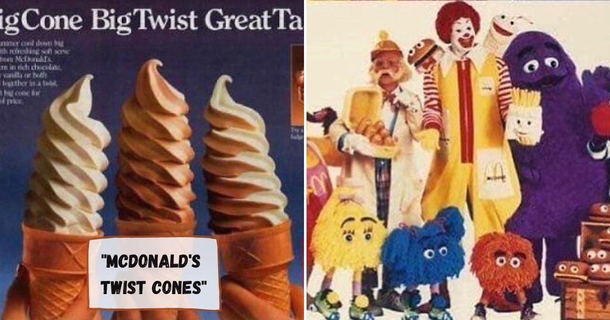 mcdo21.png?resize=1200,630 - 20 Photos Of McDonald's From The '80s And '90s Show How Much Has Changed