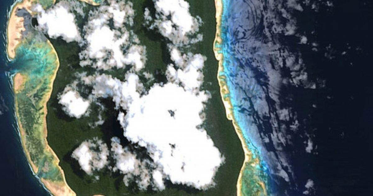 north sentinel island aerial c esa 1280x720 e1593469185388.jpg?resize=1200,630 - Saviez-vous qu'il existe une tribu en Inde coupée de tout contact avec le monde extérieur ?