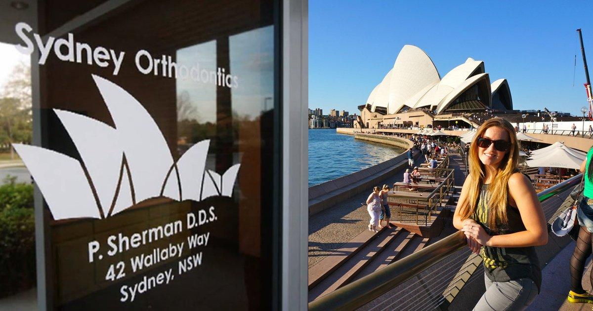 p sherman 42 wallaby way sydney 1.jpg?resize=412,232 - Movie Fan Heads Out To Find P Sherman 42 Wallaby Way Sydney
