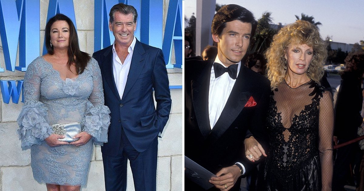 pierce brosnan wife.jpg?resize=412,232 - Pierce Brosnan Wife: All About His Both Wives That You Never Knew