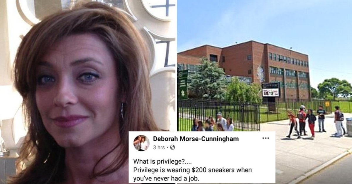 privilege5.png?resize=1200,630 - 'What Is Privilege?' Assistant Principal Is Investigated After Sharing A Lengthy Post On Facebook