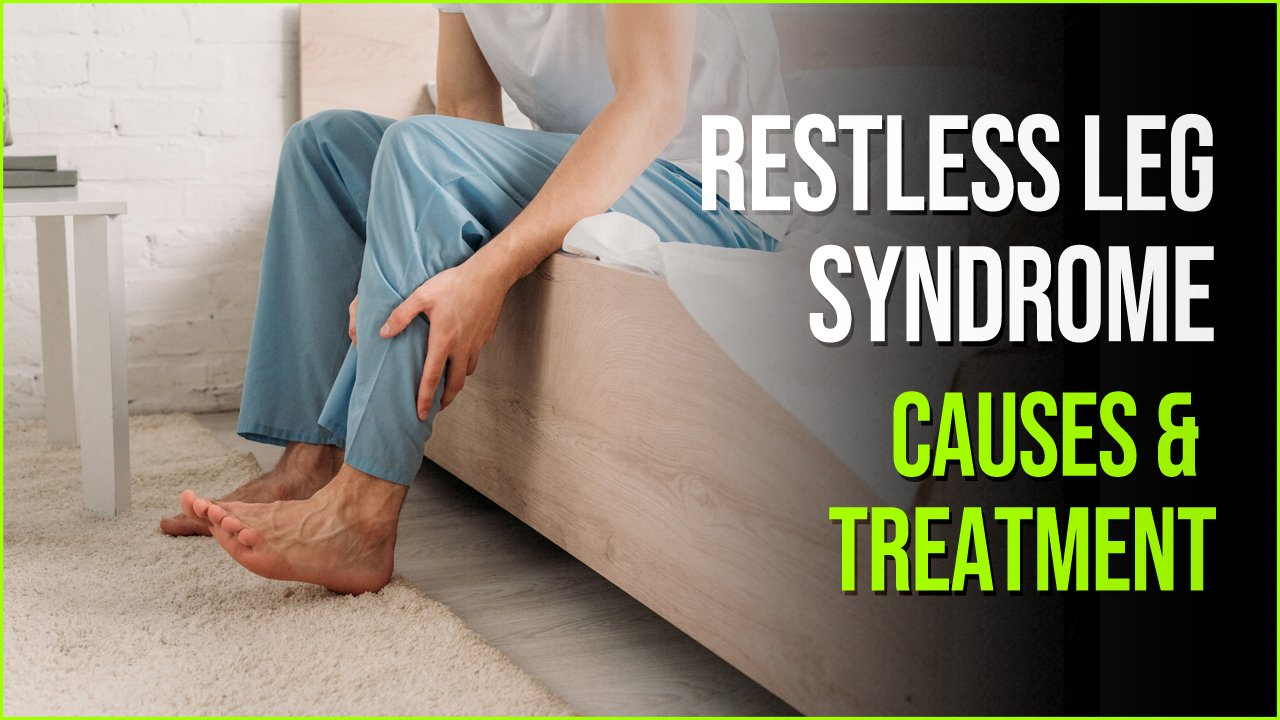 restless leg syndroe.jpg?resize=1200,630 - Restless Leg Syndrome Can Get Worse if You Don't Treat it On Time