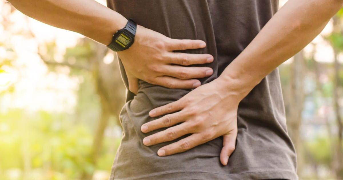signs its time to see a chiropractor for your lower back pain e1592585098252.jpg?resize=412,232 - Le meilleur exercice pour un soulagement immédiat de votre mal de dos