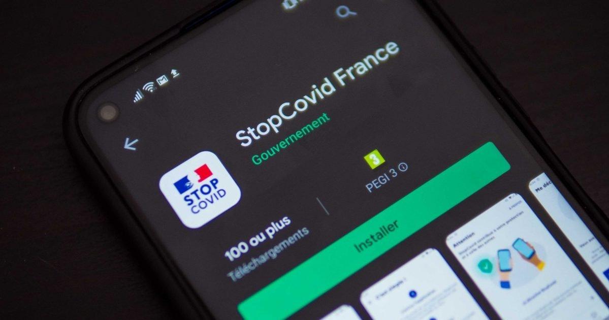 stopcovid android play store 2 e1592955433318.jpg?resize=1200,630 - Bilan : L'application StopCovid aurait averti 14 personnes en 3 semaines