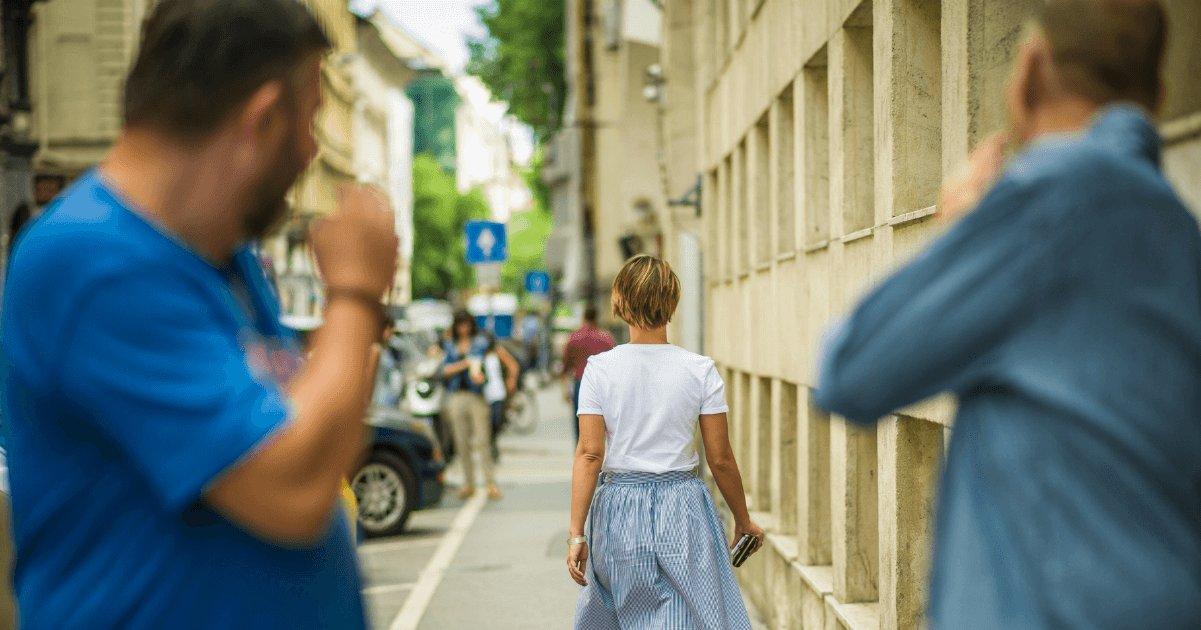 street harassment woman cat calling feature 1320w jr 1 e1591896801791.png?resize=1200,630 - Top 15 des meilleures réponses face à des propos sexistes