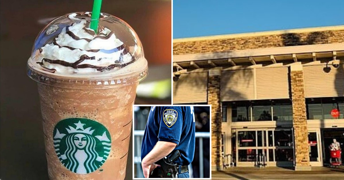 tampon5.png?resize=1200,630 - Police Officer Finds A 'Tampon In His Frappuccino After Drinking Half Of It'
