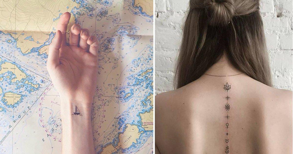 tatoos.jpg?resize=412,232 - 12 Minimalist Tattoo Ideas That Brilliantly Prove Less Is More