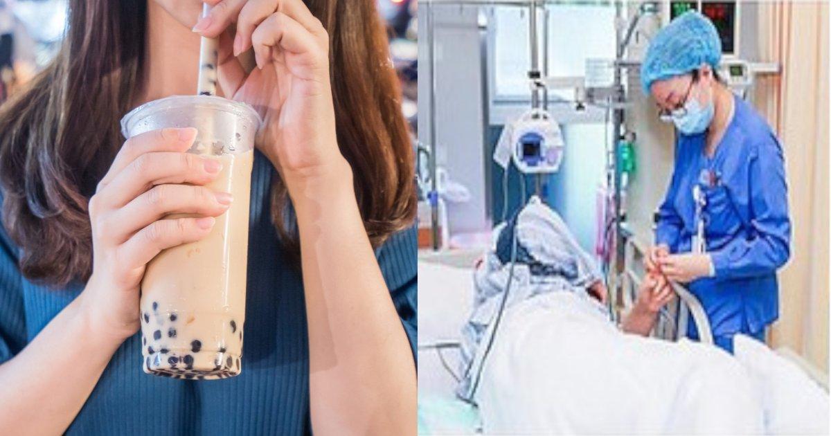 tea.png?resize=1200,630 - 【タピるは危険】タピオカミルクティーを飲んで少女が昏睡状態に⁈ その理由とは⁈