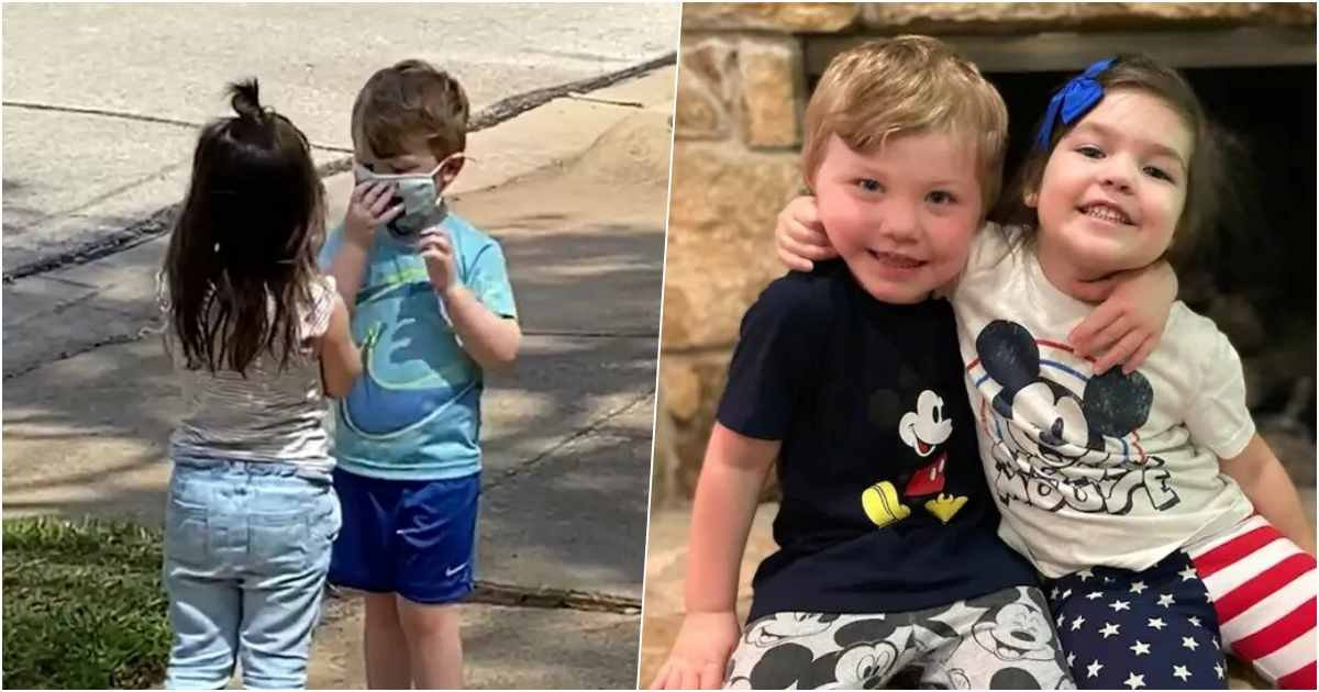 thumbnails.jpg?resize=1200,630 - Lockdown Friendship Story: Three-Year-Old Besties Reunite After Two Months