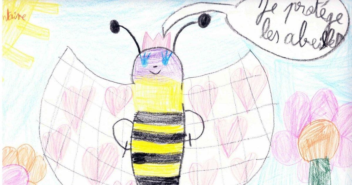 tigoo miel e1591971668632.jpg?resize=412,232 - 10 Dessins d'enfants très honnêtes, peut-être trop ?