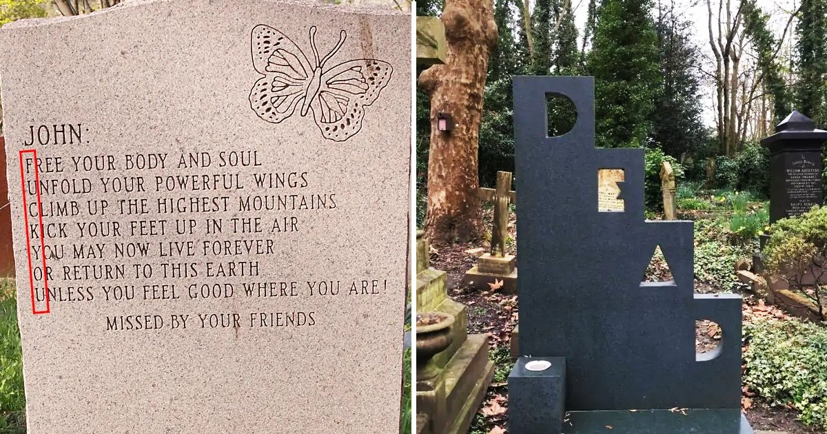 tombstone funny.jpg?resize=1200,630 - 11 Ridiculously Funny Tombstones That Prove Humor Lives Forever