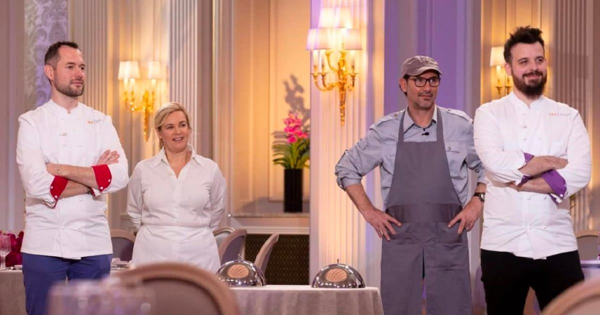 top chef.png?resize=300,169 - Top Chef 2020 : Adrien Cachot n'a pas trop d'affinités avec David Gallienne