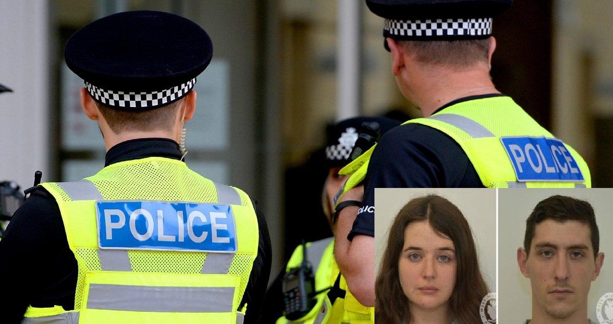 """uk police.jpeg?resize=412,232 - Grande-Bretagne: quatre néonazis dont une candidate à """"Miss Hitler"""" ont été incarcérés"""