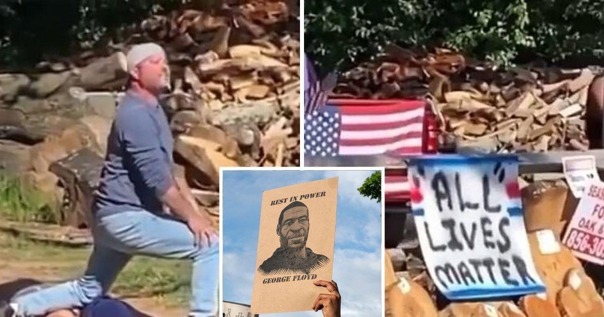 untitled design 1 21.jpg?resize=1200,630 - Officer Facing The Sack After Mocking George Floyd's Death In A 'Hateful' Stunt