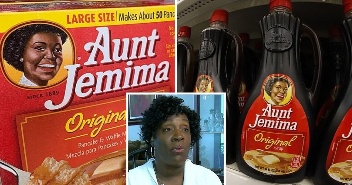 untitled design 4 7.jpg?resize=1200,630 - The Family Of Woman Portrayed As Aunt Jemima Opposes The Product's Rebranding