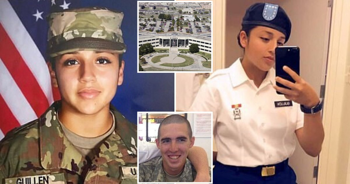 vanessa6.png?resize=412,232 - Human Remains Found After U.S. Army Soldier, Vanessa Guillen, Was Reported Missing