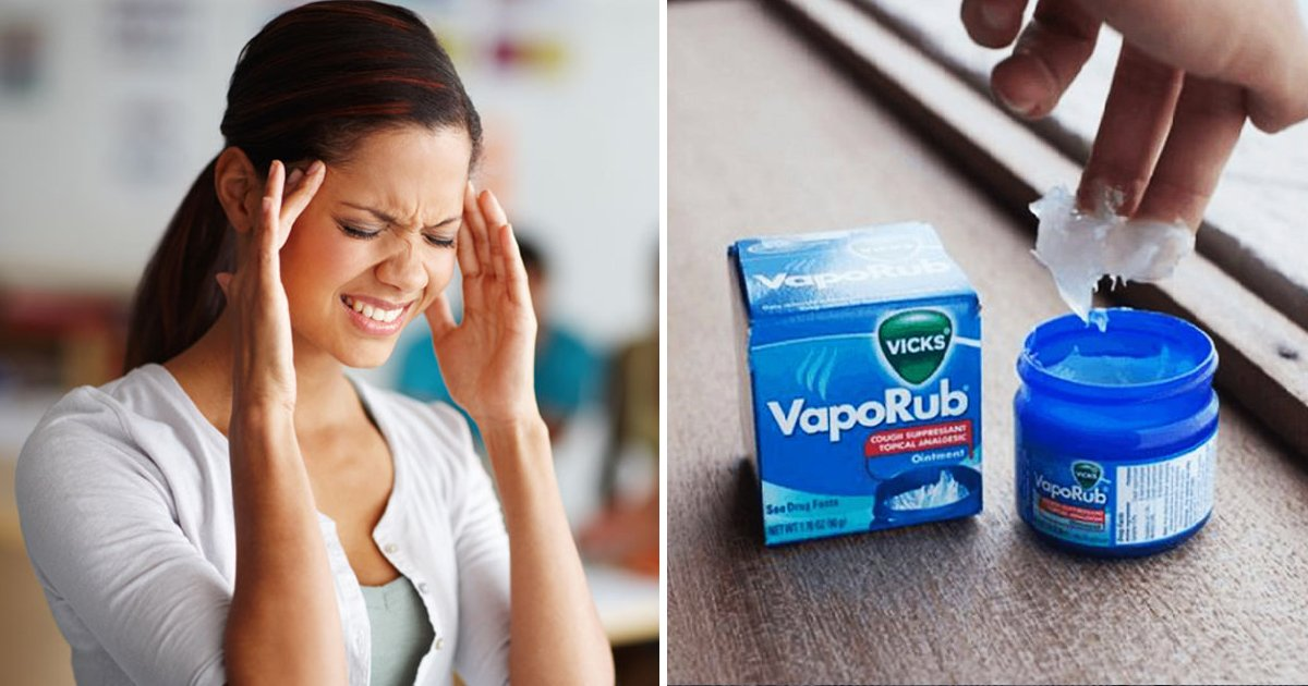 vicks vaporub.jpg?resize=1200,630 - 10 Strange Yet Impressively Practical Uses For Vicks Vapor Rub