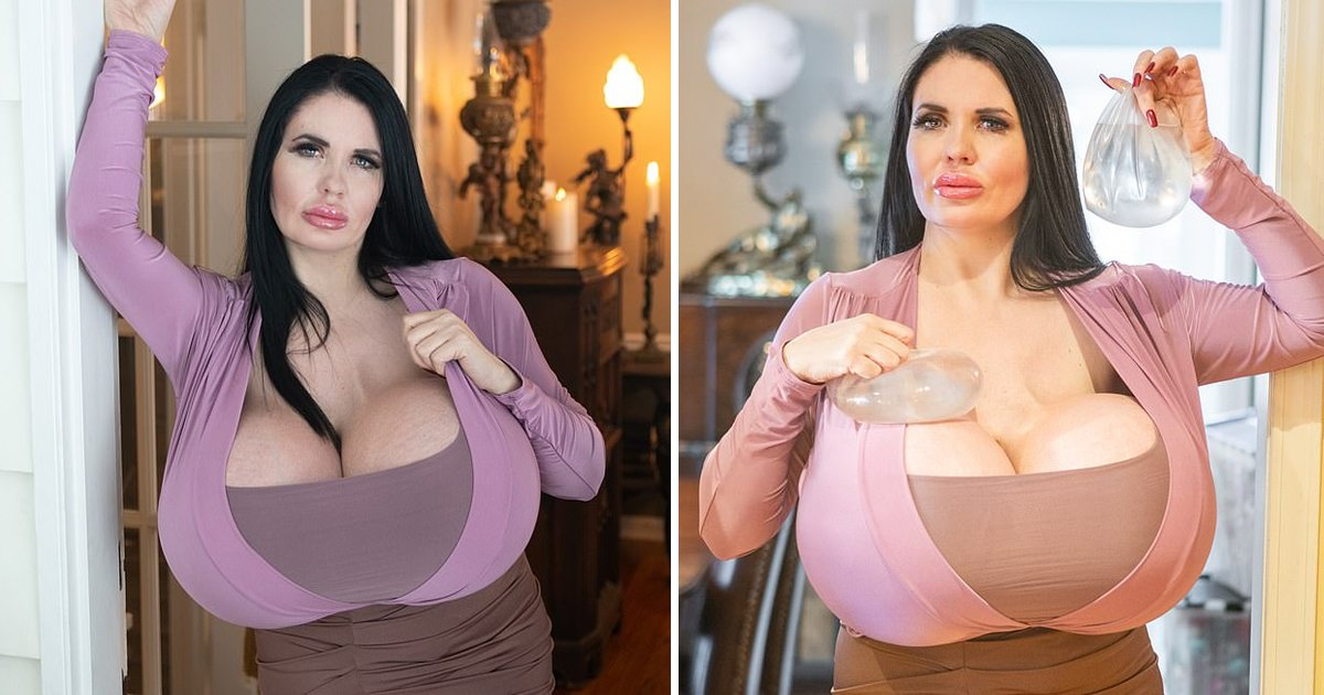 z cup breast.jpg?resize=1200,630 - Model With Z Cup Breast Sized Implants Says She's Not Done Yet