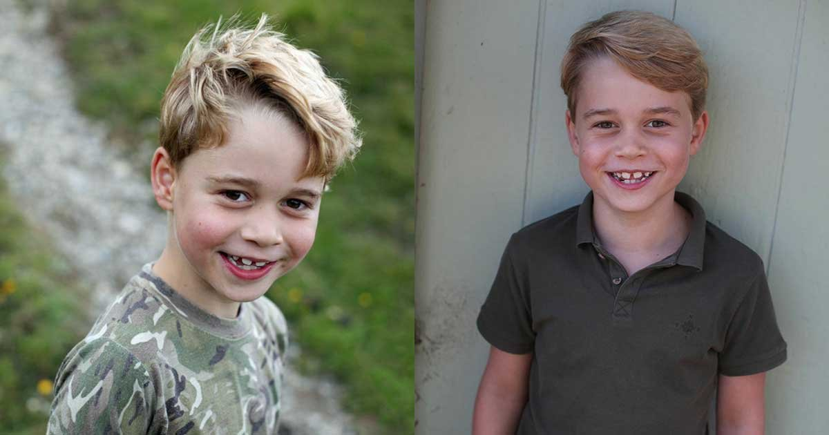 1 123.jpg?resize=1200,630 - Prince George Flexes His Gap-Toothed Smile As He Turns 7