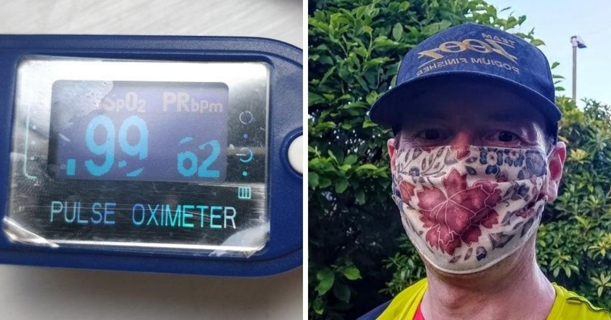 1 139.jpg?resize=1200,630 - ICU Doctor Runs 22 Miles While Wearing a Face Mask To Prove Masks Don't Lower Oxygen Levels