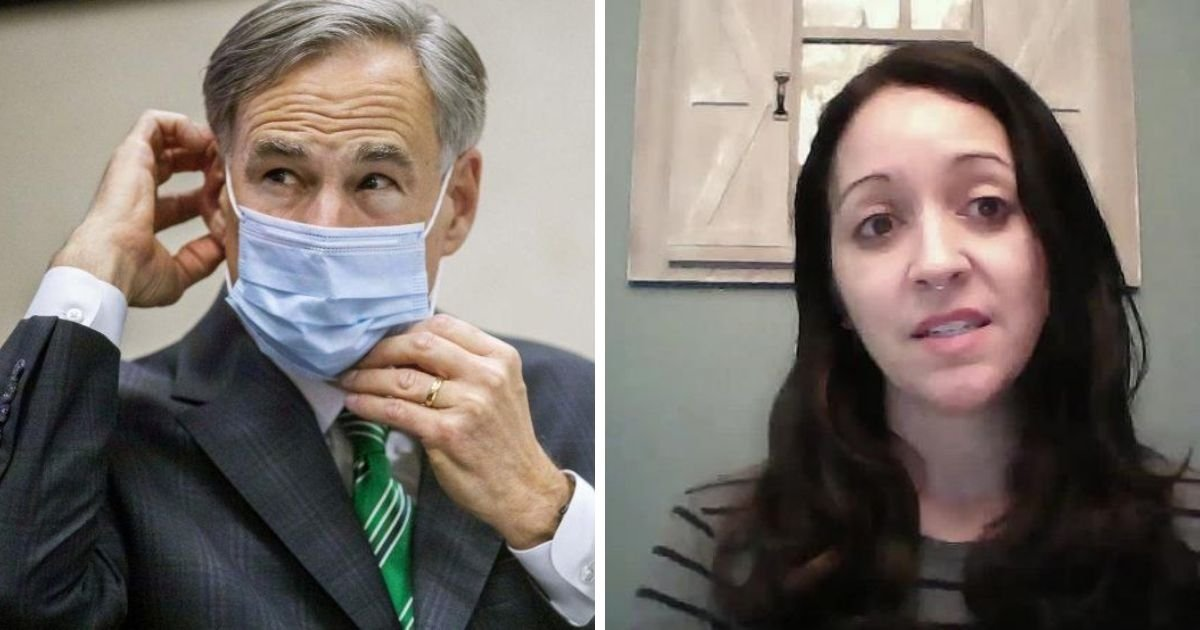 1 148.jpg?resize=1200,630 - Woman Who Invited Texas Gov. To Her Mom's Burial Says She Would Be Alive If State Had Mandated Masks Sooner